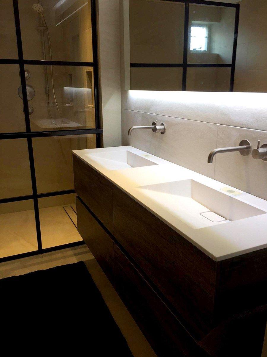 Een badkamer installeren of renoveren? - Overeem Installatie & Renovatie